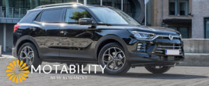 new-ssangyong-korando-motability-prices