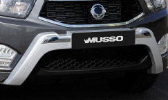 ssangyong-musso-pick-up-front-nudge-bar