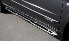 ssangyong-musso-pick-up-side-step-set