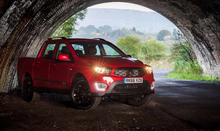 ssangyong-musso-pickup-commercial-image-gallery-at-reading-berkshire-5