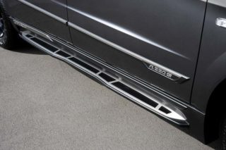 ssangyong-musso-pickup-side-step-kit