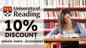 university-of-reading-student-discounts-ten-percent-car-parts-accessories-servicing