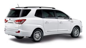 Business Contract Hire | £289 per month | Turismo 2.2D ELX Automatic