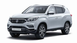 Personal Contract Hire | £599 per month | New Rexton 2.2 Ultimate Automatic 7-seat