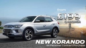 new-ssangyong-korando-pcp-price-199-a-month-an-0002