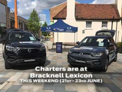 charters-ssangyong-reading-visiting-bracknell-lexicon-shopping-centre-nwn