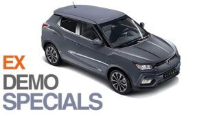 Save  £2505 on Ex Demonstrator Tivoli Ultimate