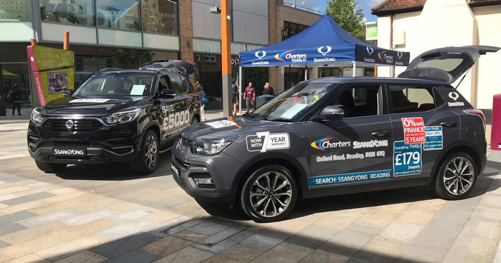 ssangyong-rexton-tivoli-on-display-bracknell-lexicon-3
