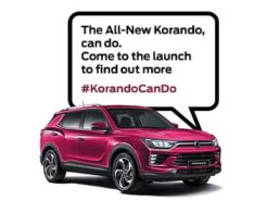new-ssangyong-korando-launch-event-reading-berkshire-nwn