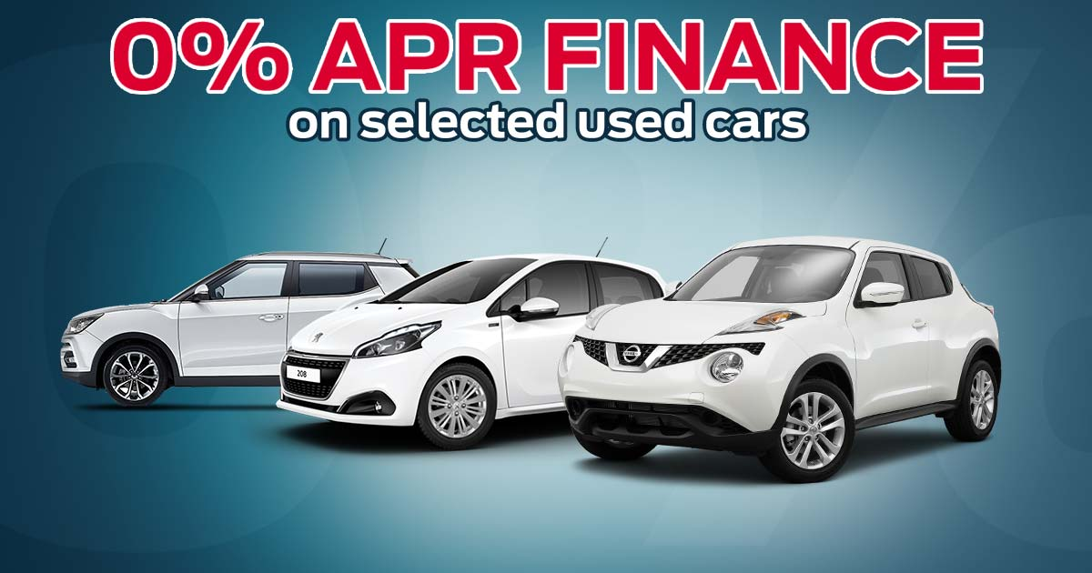 Nissan 0 Finance Offers