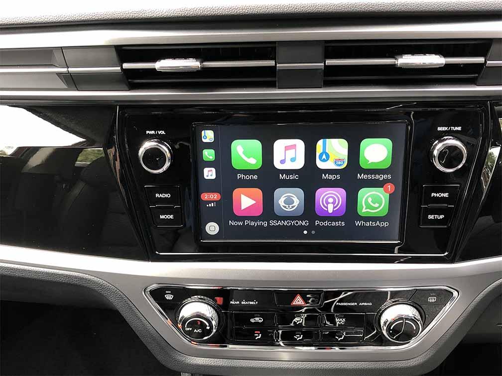 new-korando-apple-carplay