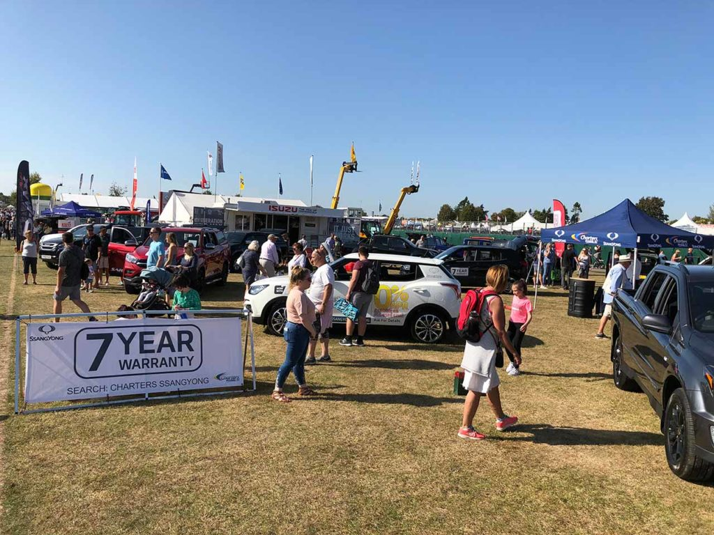 crowds-gather-at-ssangyongs-display-at-berkshire-show-2019
