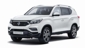 Hire Purchase | £19797 deposit | £329 per month | Rexton Ultimate Auto with metallic paint