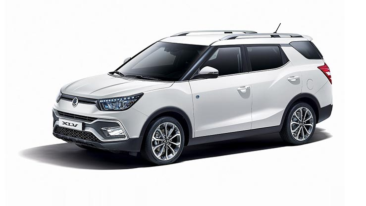 Hire Purchase | £6119 deposit | £209 per month | Tivoli XLV Ultimate Petrol Auto 2WD