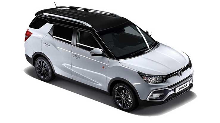 Hire Purchase | £6735 deposit | £285 per month | Tivoli XLV Ultimate Diesel 2WD
