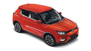 Outright Purchase | £14495 for a Tivoli SE Petrol 2WD