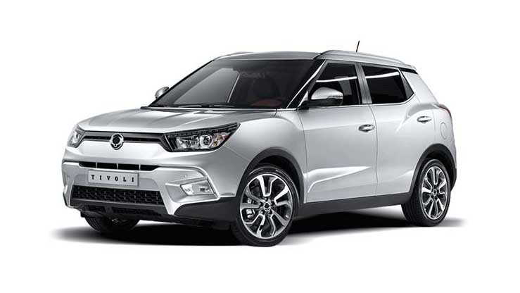 Outright Purchase | £15495 for a Tivoli EX Petrol 2WD
