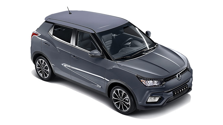 Outright Purchase | £16995 for a Tivoli ELX Petrol 2WD