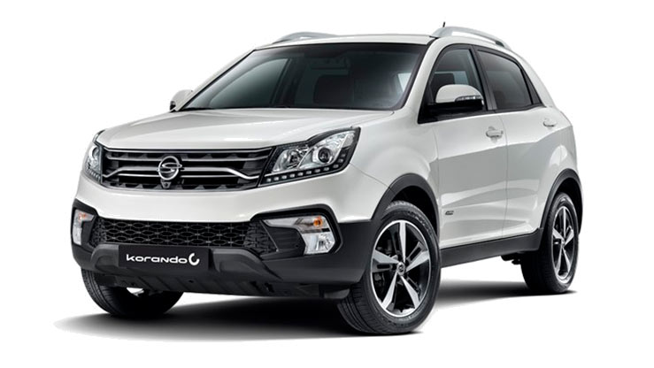 Outright Purchase | £20995 for a Korando LE Diesel 2WD