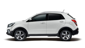 Outright Purchase | £25495 for a Korando ELX Diesel 4x4 Auto