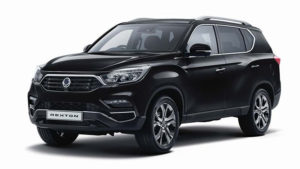 Outright Purchase | £33495 for a Rexton ELX Manual