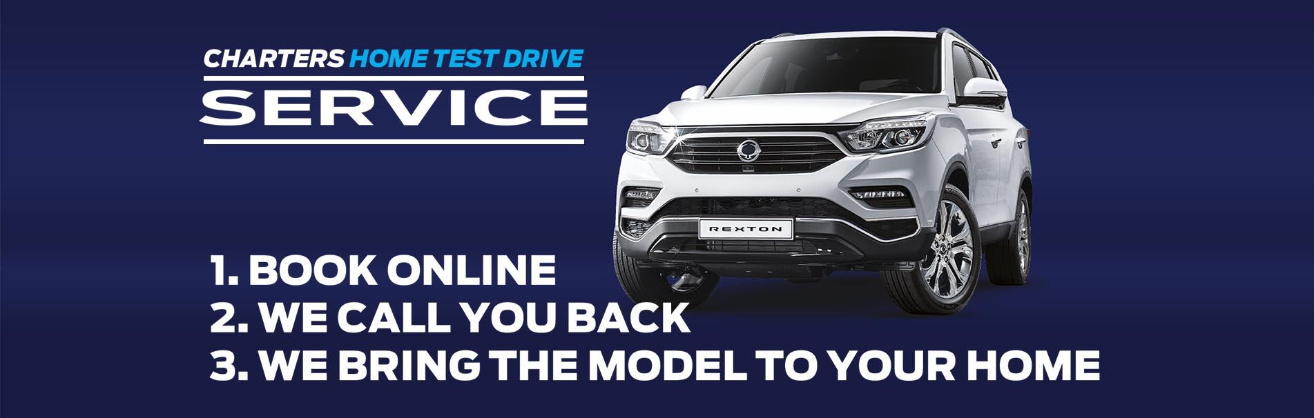 charters-ssangyong-home-test-drive-service-sli