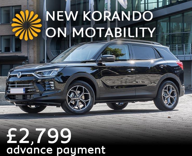 new-ssangyong-korando-on-motability-goo