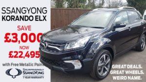 ssangyong-korando-3000-saving-with-metallic-paint-an