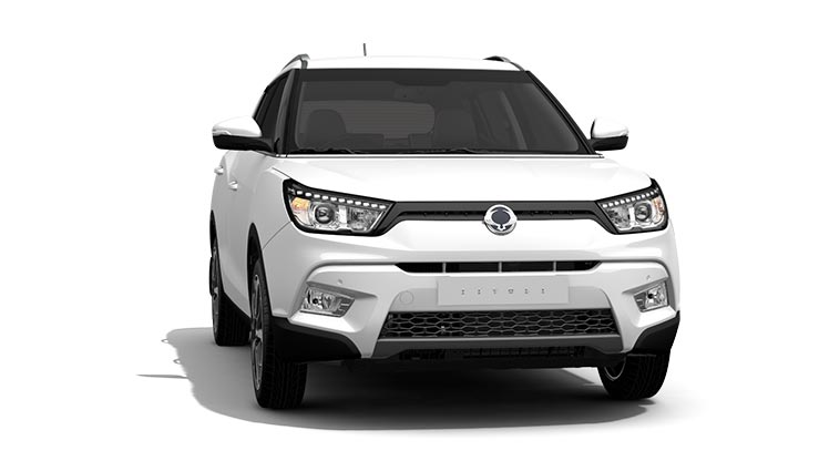 Outright Purchase | £12495 for a Tivoli SE Petrol 2WD