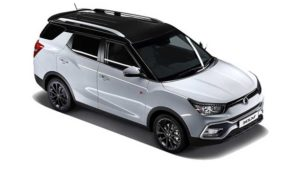 Outright Purchase | £16395 for a Tivoli XLV Ultimate Petrol 2WD