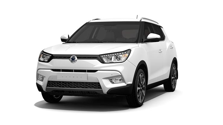 Outright Purchase | £19245 for a Tivoli LE diesel