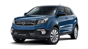 Outright Purchase | £19995 for a Korando LE Diesel 2WD Auto