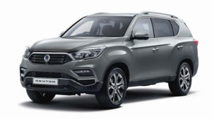 Outright Purchase | £39495 for a Rexton Ultimate Automatic 5 seater