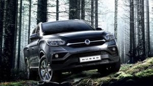 Personal Contract Purchase | £8800 deposit | £419 per month | Musso Rebel Manual