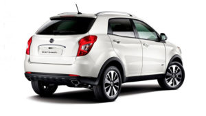 Hire Purchase | £5662 deposit | £269 per month | Korando LE Diesel 2WD Auto